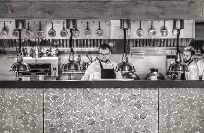 JOIN US AT THE COOKERY SCHOOL FOR A FASCINATING GLIMPSE INSIDE A CHEF'S MIND
