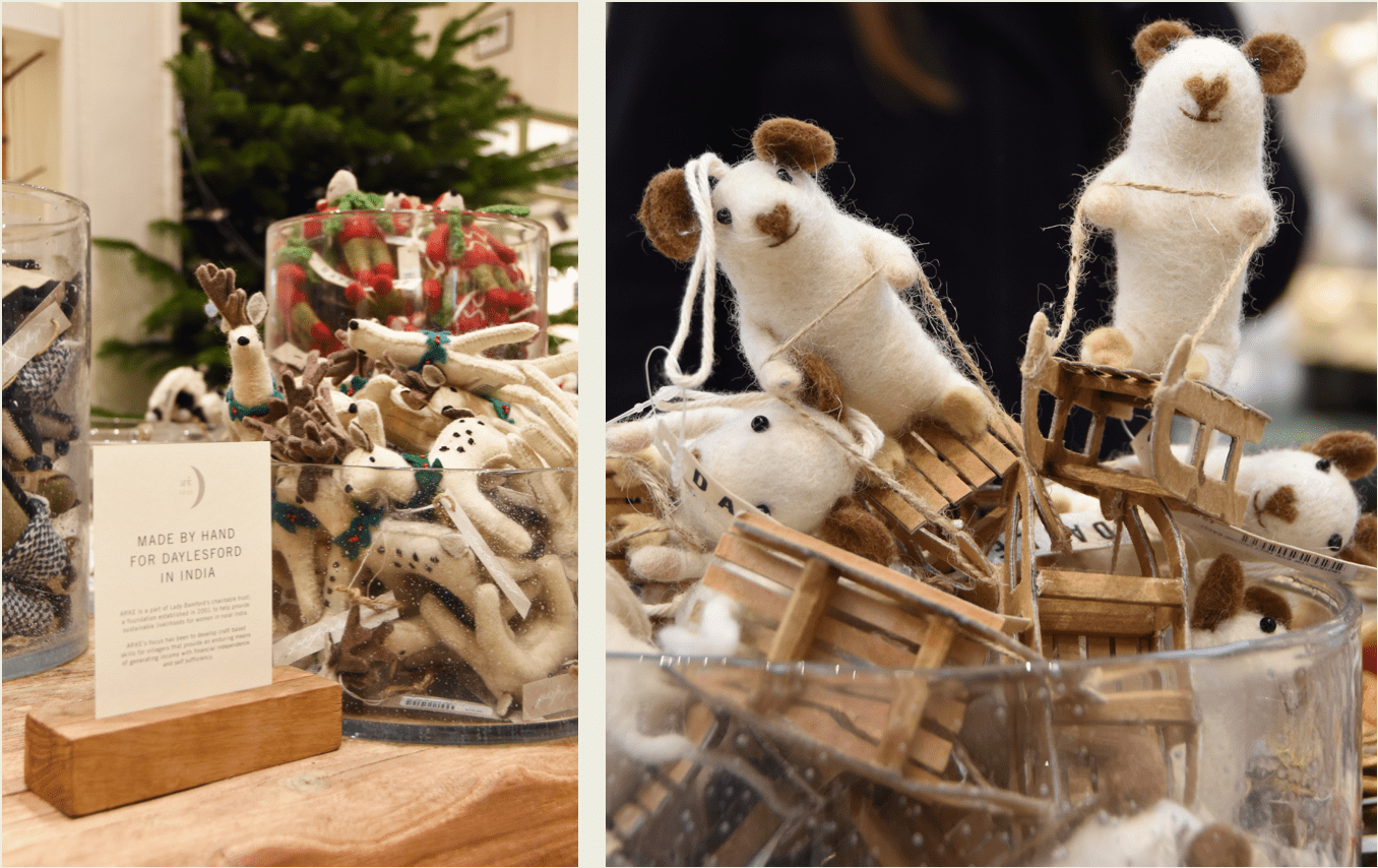 Mice Christmas Decorations