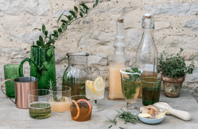 Shrubs: a refreshing non-alcoholic alternative to the festive tipples