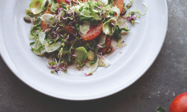 Christmas_Sprout Top Salad