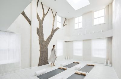 Wellness that's tailored to you: Bamford's Haybarn Heal series and wellness practitioners