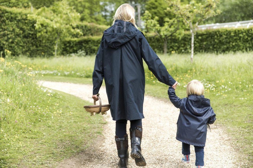 Carole Bamford walk